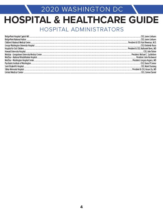bridgepoint hospital capitol hill